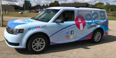 Full Vehicle Wraps - DPI Graphics