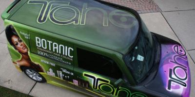 Custom Vehicle Wraps - DPI Graphics
