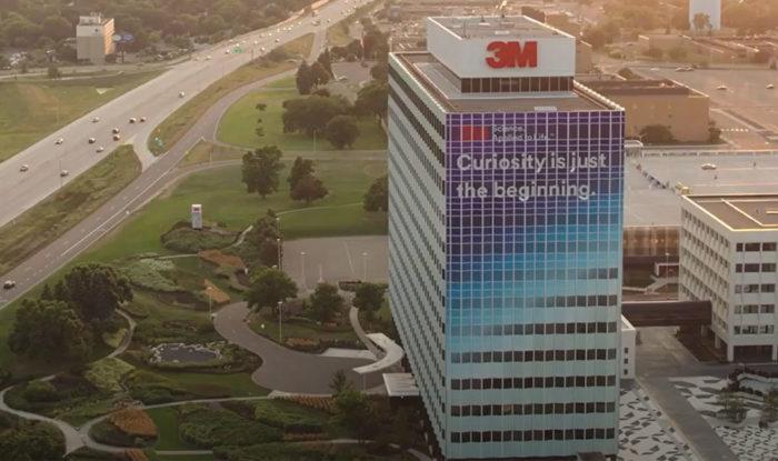 Commercial Building Wrap - 3M - DPI Graphics